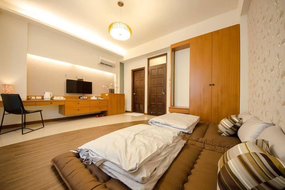 Familie suite - Badkamer