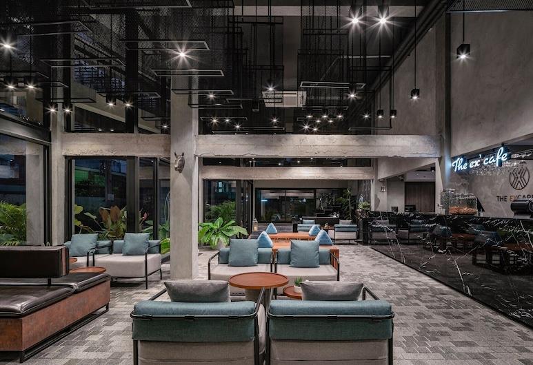 ザ エクス キャピタル ホテル, バンコク, ロビー応接スペース