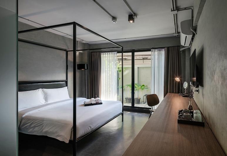 The Ex Capital Hotel, Bangkok, Superior Double Room, Hosťovská izba