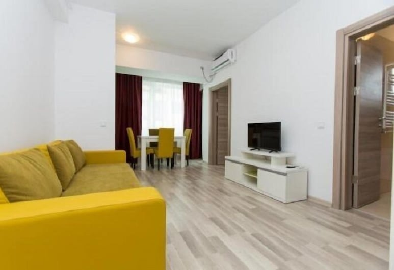 Apartamente Summerland SUN & FUN, Constanta, Salottino della hall