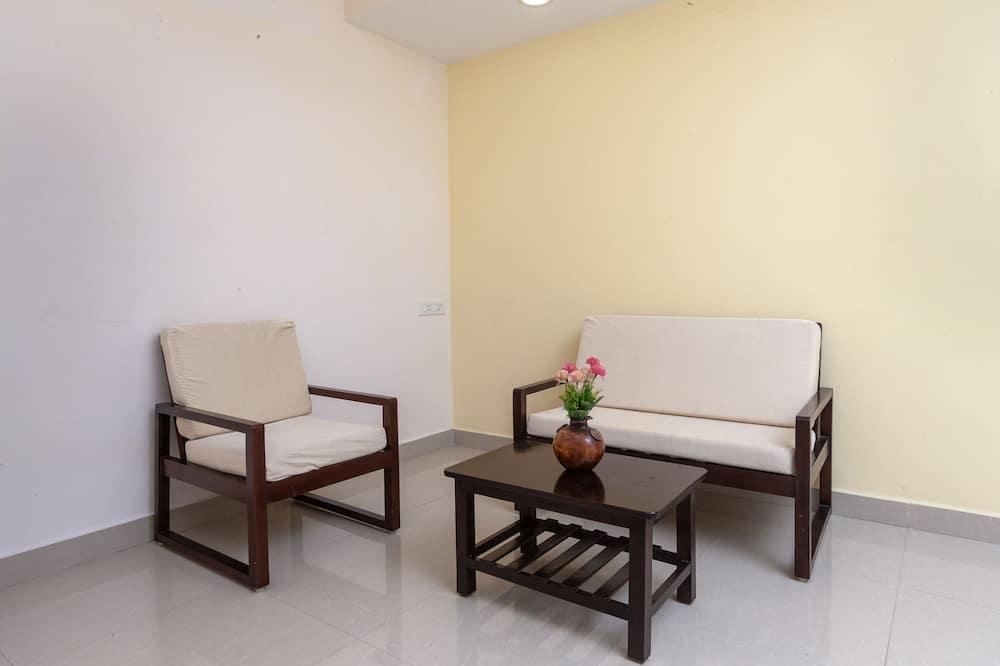 Dobbelt- eller tomannsrom - Stue
