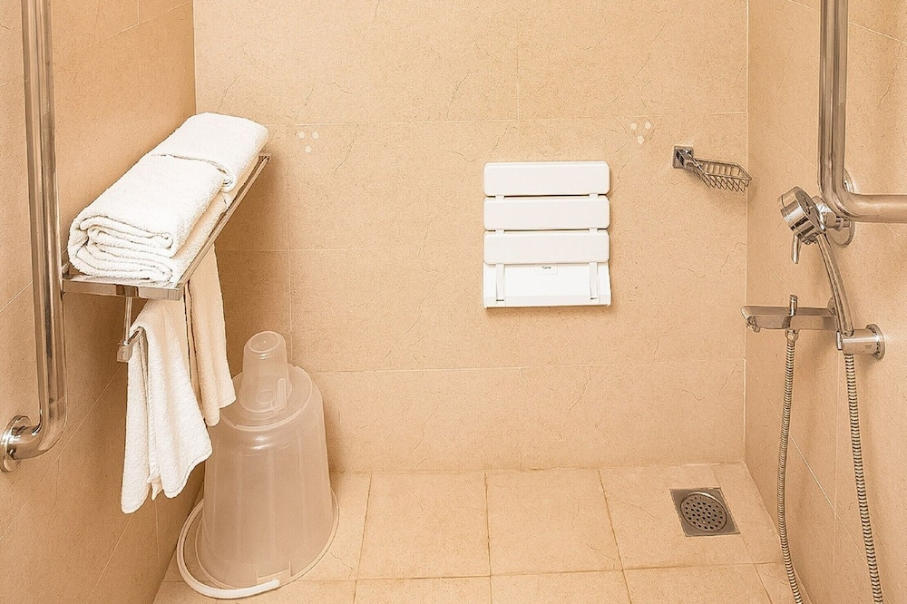 Habitación Deluxe con 1 cama doble o 2 individuales, 1 cama King size - Baño