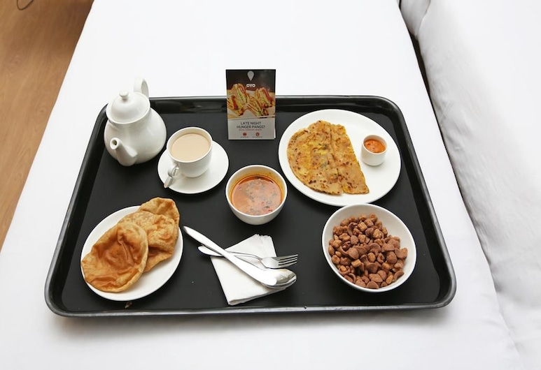 OYO 23240 Hotel Pramod Palace, Chhatarpur, Breakfast Area