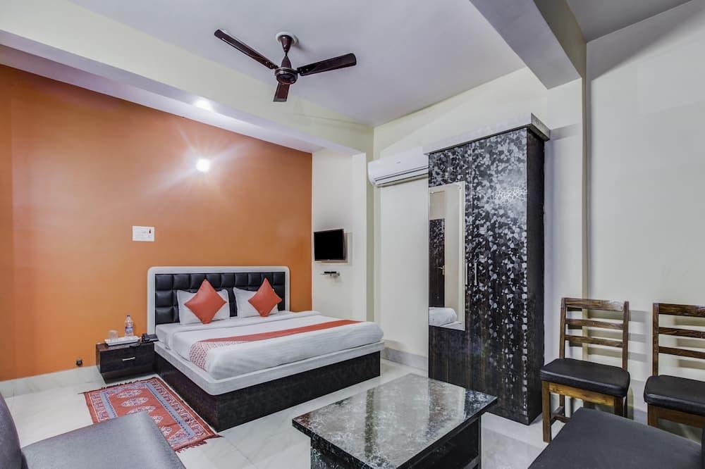 Habitación Deluxe con 1 cama doble o 2 individuales, 1 cama King size - Imagen destacada