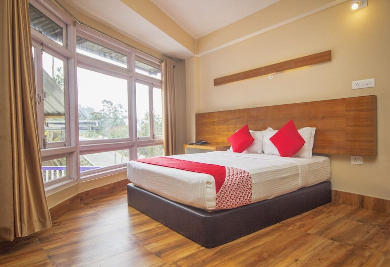 OYO 23351 Gompus Paradise & Resort, Kalimpong, Double or Twin Room, Guest Room