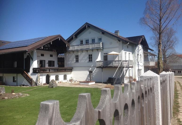 Zehentmayrhof, Obing, Fachada