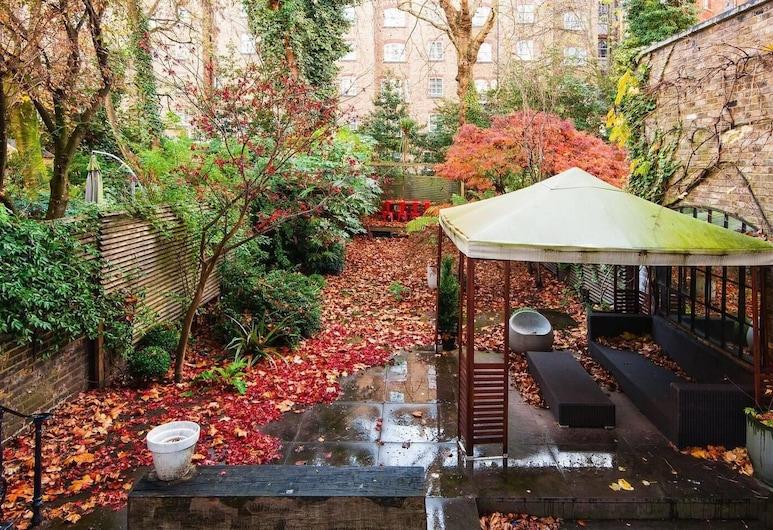 The Lexham Gardens Nest, London, Apartment, Hotelgelände