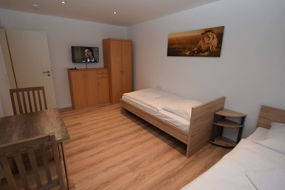 Apartemen, 2 kamar tidur, kamar mandi umum (incl. cleaning fee EUR 50 per stay) - Kamar