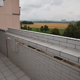 Lägenhet - 2 sovrum - delat badrum (incl. cleaning fee EUR 50 per stay) - Balkong
