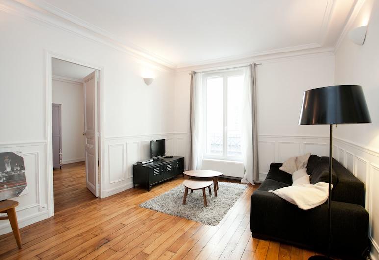 Appart 6 personnes à prox de Bastil, Paris, Lägenhet, Vardagsrum