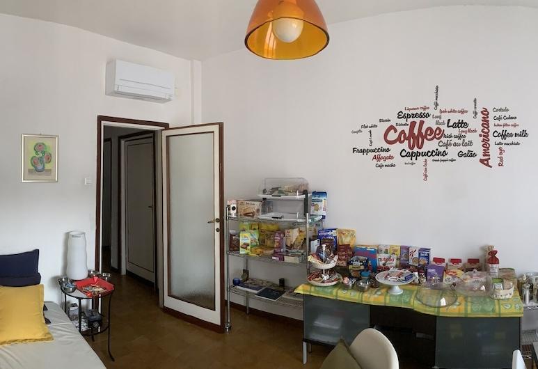 Pampero & Catona House B&B, Pisa, Habitación familiar, para no fumadores, baño privado (External), Sala de estar