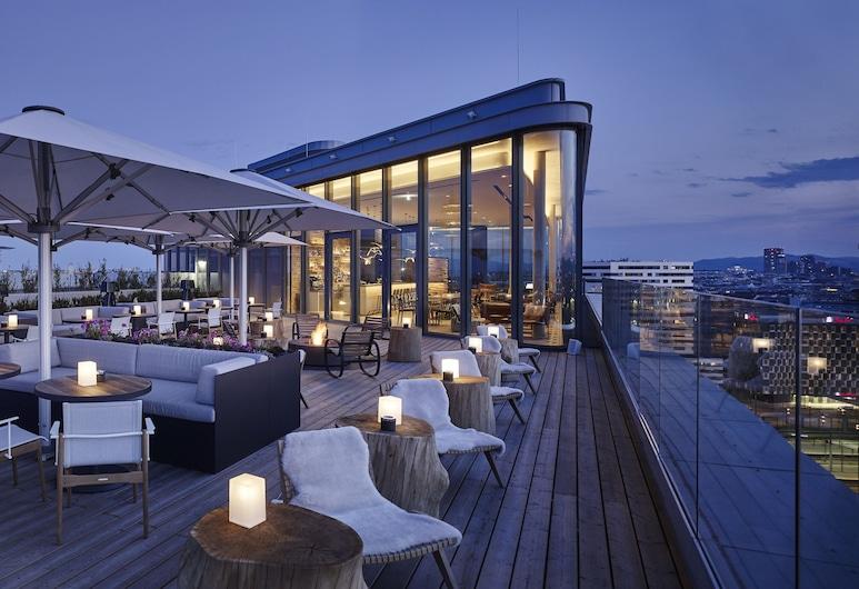 Andaz Vienna Am Belvedere - a concept by Hyatt, Vienna, Rooftop terrace