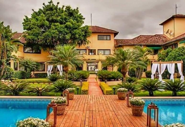 Visconte DItalia Hotel, Nova Hartz, Garden