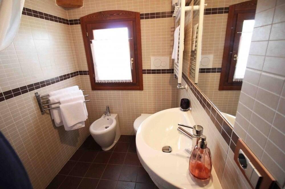 Superior Tek Büyük Yataklı Oda, Birden Çok Yatak, Sigara İçilmez - Banyo