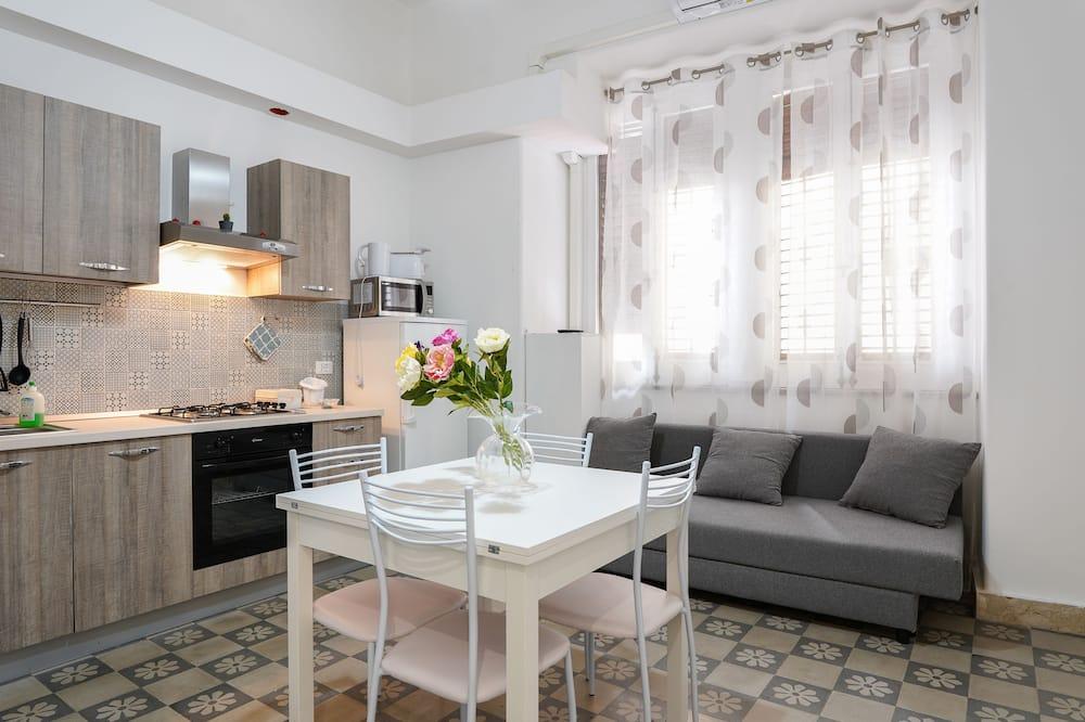 Condominio Deluxe, 3 habitaciones, para no fumadores, cocina - Sala de estar