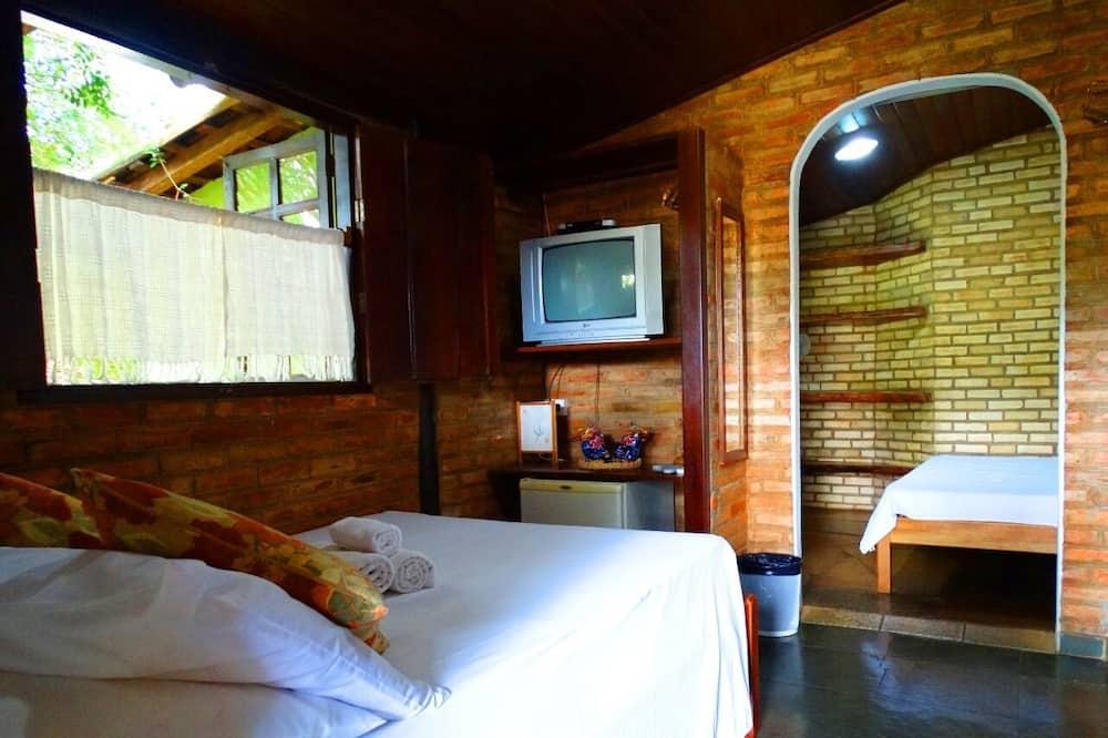 標準三人房, 多張床 - 客房