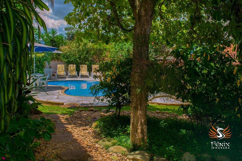 舒適客房 - 花園景觀