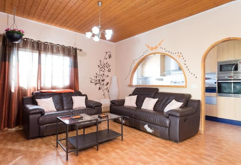 布蘭卡浪漫滿屋別墅酒店, Granadilla de Abona, 家庭單棟房屋, 3 間臥室, 客廳