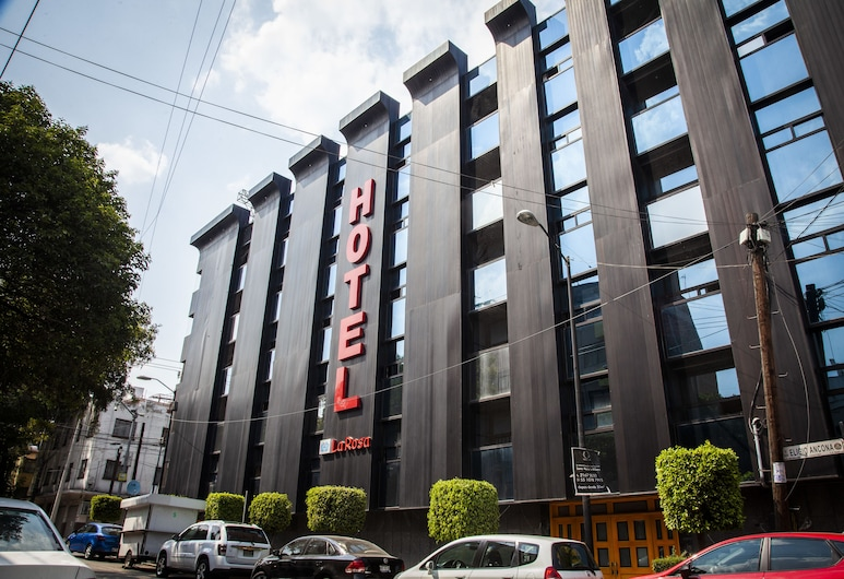 Hotel La Rosa - Adults Only, Mexiko-Stadt, Hotelfassade