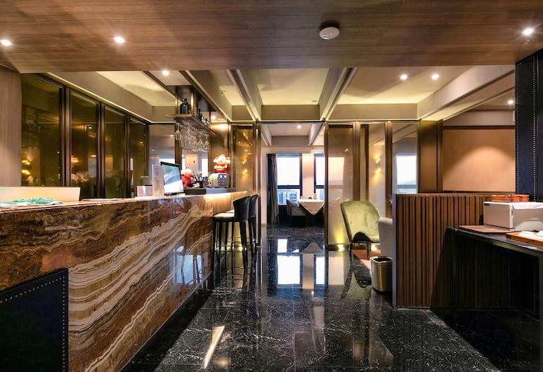 chongqing kuanrong luxry suit hotel, Chongqing, Reception
