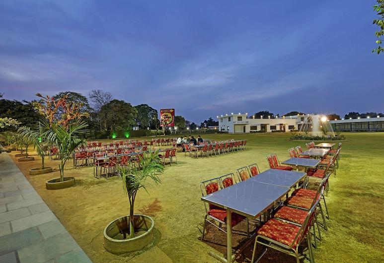 Hotel Highway King Bagru, Jaipur, Área da acomodação