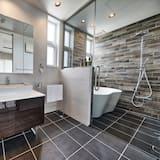 Standard - kahden hengen huone, 1 makuuhuone, Tupakointi kielletty - Kylpyhuone