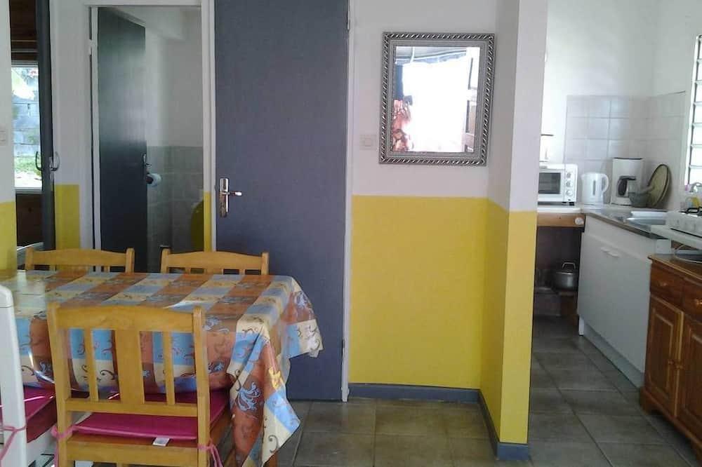 家庭獨棟房屋, 露台 - 客房餐飲服務