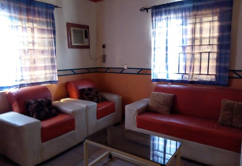 阿德巴約瓦飯店, 拉各斯, 套房, 客廳