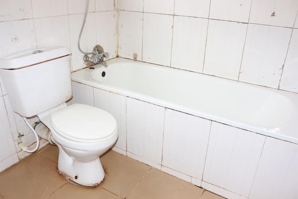 Einzelzimmer, 1 Doppelbett, Nichtraucher - Badezimmer