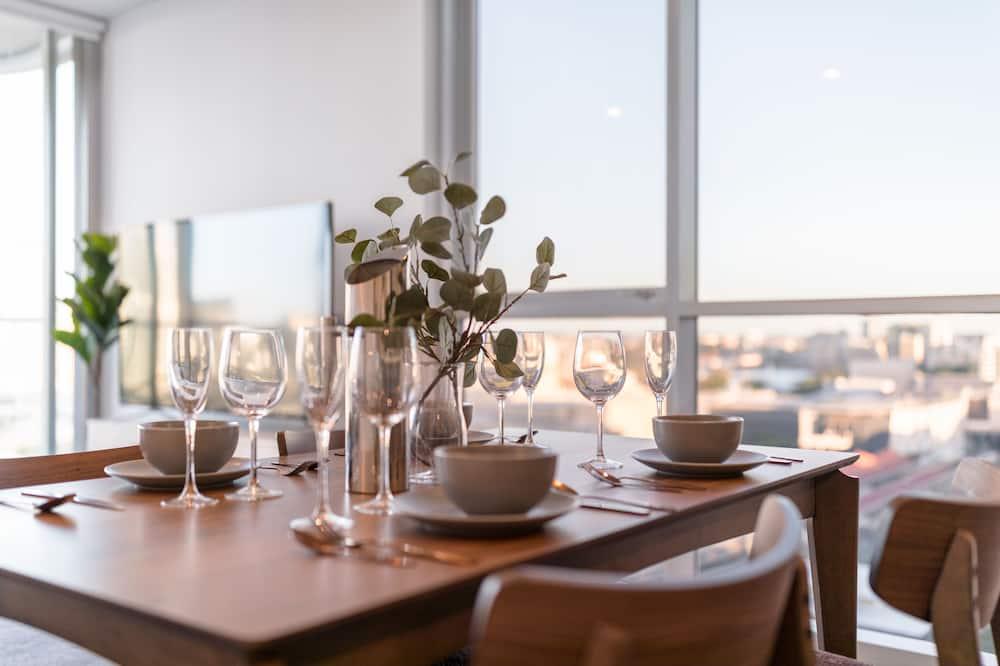 全景雙人房 - 客房餐飲服務
