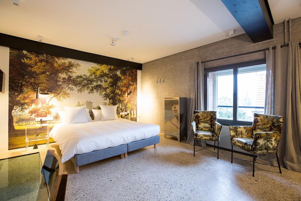 Designový pokoj s dvojlůžkem (Room 10) - Pokoj