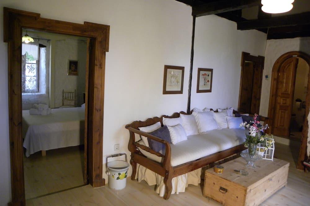 וילה קלאסית, 4 חדרי שינה, נוף לים - אזור מגורים