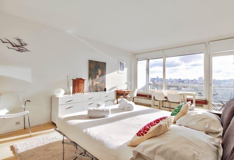 Nice 2 rooms with Patio - Effeil Tower close by, Paryż, Apartament podstawowy, Powierzchnia mieszkalna