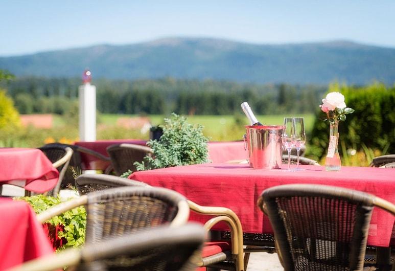 Hotel Der Wieshof, Sankt Oswald-Riedlhuette, Outdoor Dining