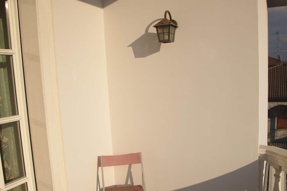 單人房, 私人浴室 (External) - 露台