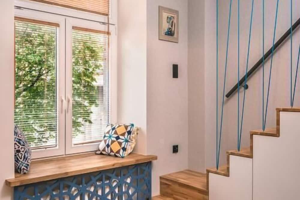 Apartman, mezanin - Dnevni boravak