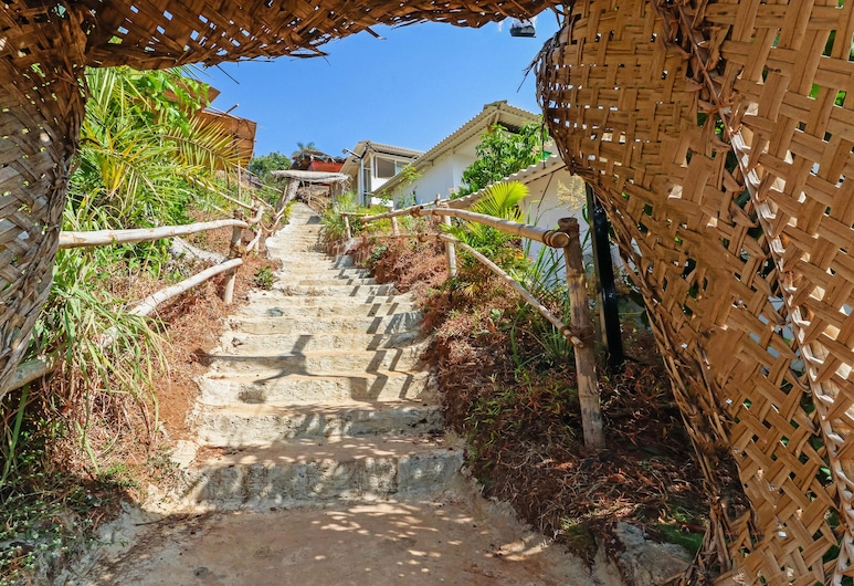 Treebo Padma Cottages, Morjim, Hotel homlokzata