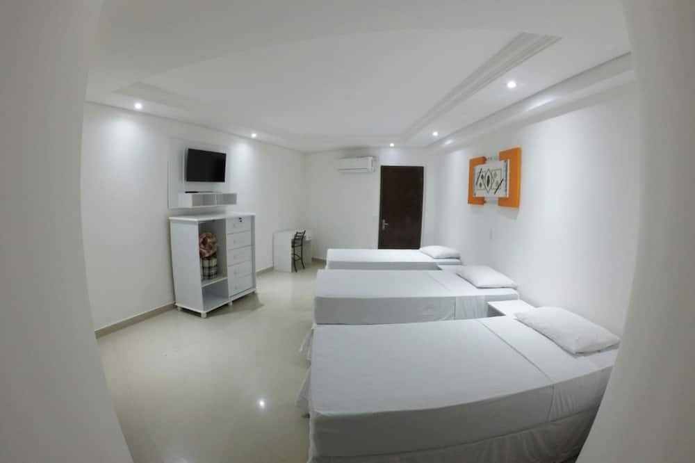 ห้องคอมฟอร์ททริปเปิล, เตียงเดี่ยว 3 เตียง, ปลอดบุหรี่ - ห้องพัก