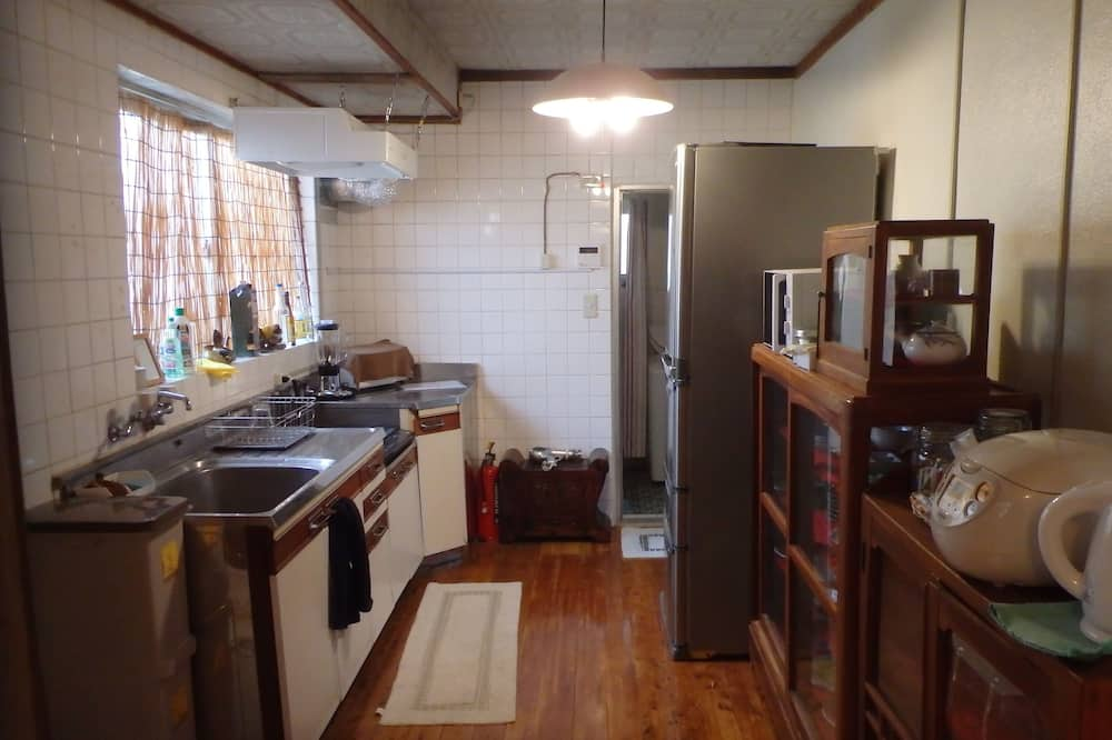 Private Vacation Home - Shared kitchen