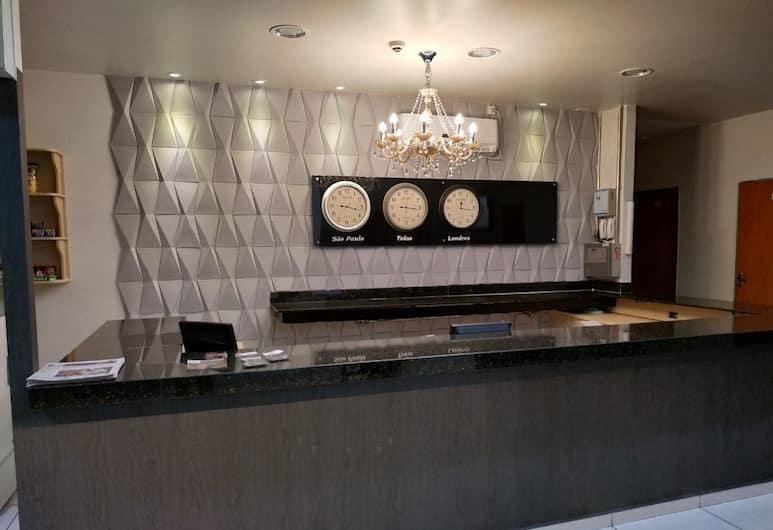 Hotel 44, Goiania, Reception