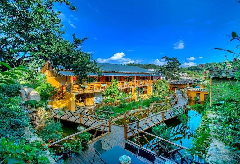 Shanshui Youming Garden Homestay, Kunming, Ogród