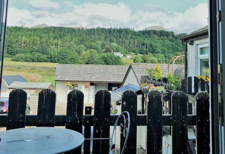 The Wilson's Arms, Coniston, Dobbeltrom – superior, eget bad, utsikt mot fjell, Gjesterom