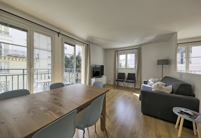 Le Galmy II, Chessy, Appartamento, Area soggiorno