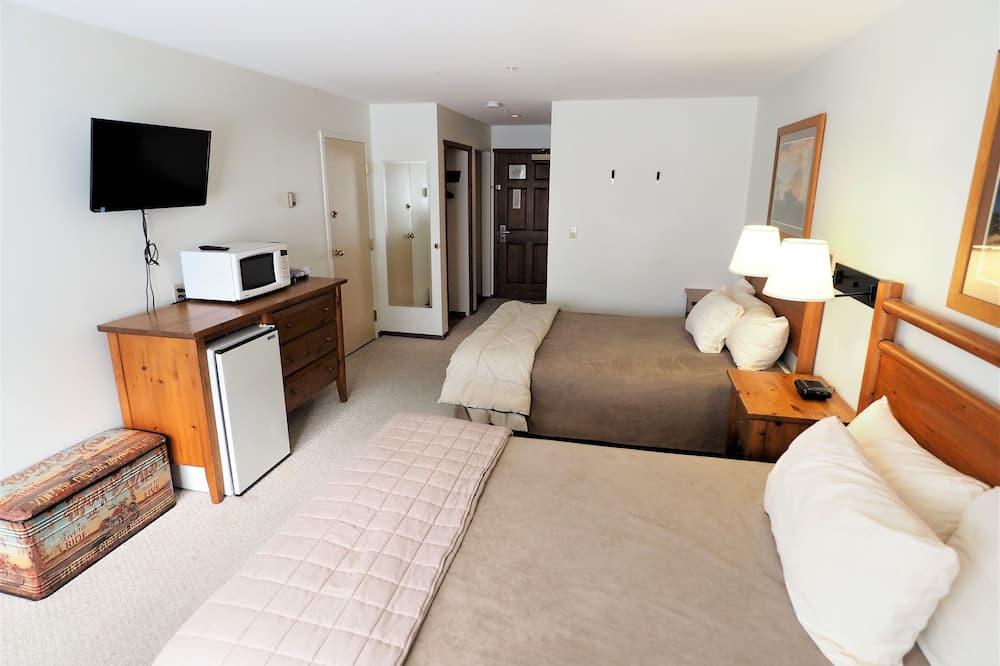 公寓客房, 1 間臥室, 熱水浴缸 (Apex Mountain Inn 223-224) - 客房