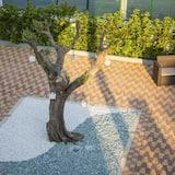 Suite – junior - Utsikt mot hage