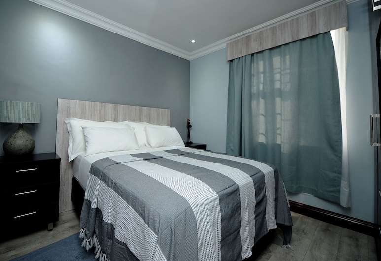 Elly Lodge, Cape Town, Deluxe Double Room, Guest Room