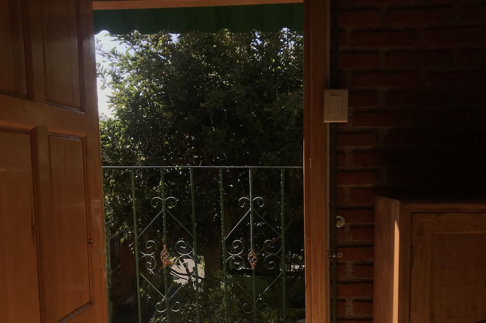 Cabana Quetzaly II - Balcony