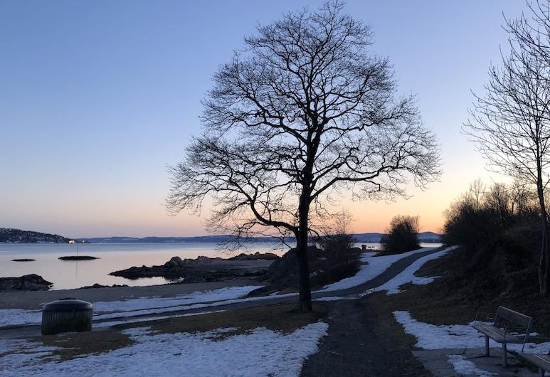 Exclusive condo near the beach at Bygdoy, Osló, Strönd