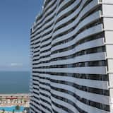 Apartment Orbi Residence is located 30 metres away from the sea !