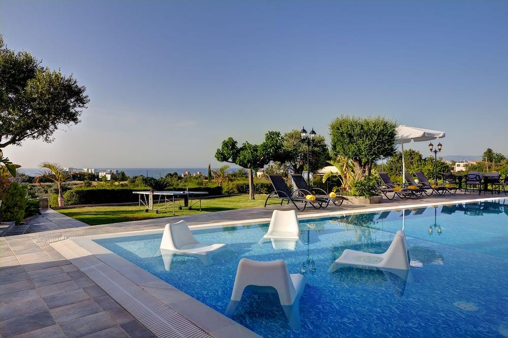 Villa, 3 slaapkamers, privézwembad - Privézwembad